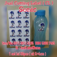 Pilihan Gambar Cutting Label (CL) 3